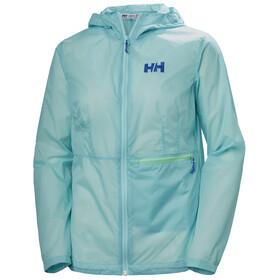 Helly Hansen Vana Windbreaker Jacket Women glacier blue